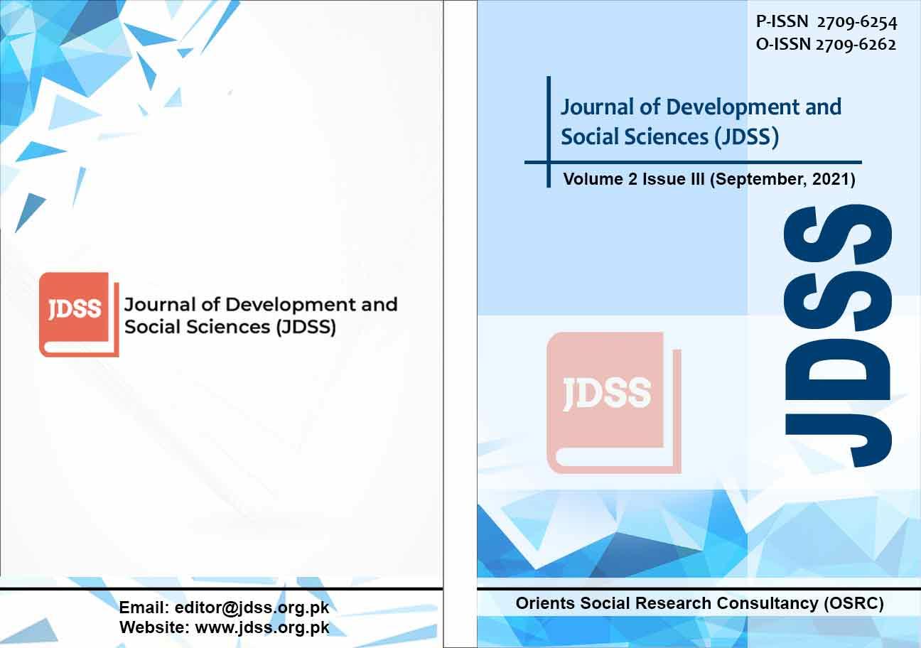 JDSS-Volume-2-issue-III-(September-2021)